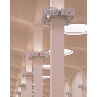 Gemäldegalerie Berlin Beleuchtungsverkleidungen Entwurf: Hilmer + Sattler + Albrecht